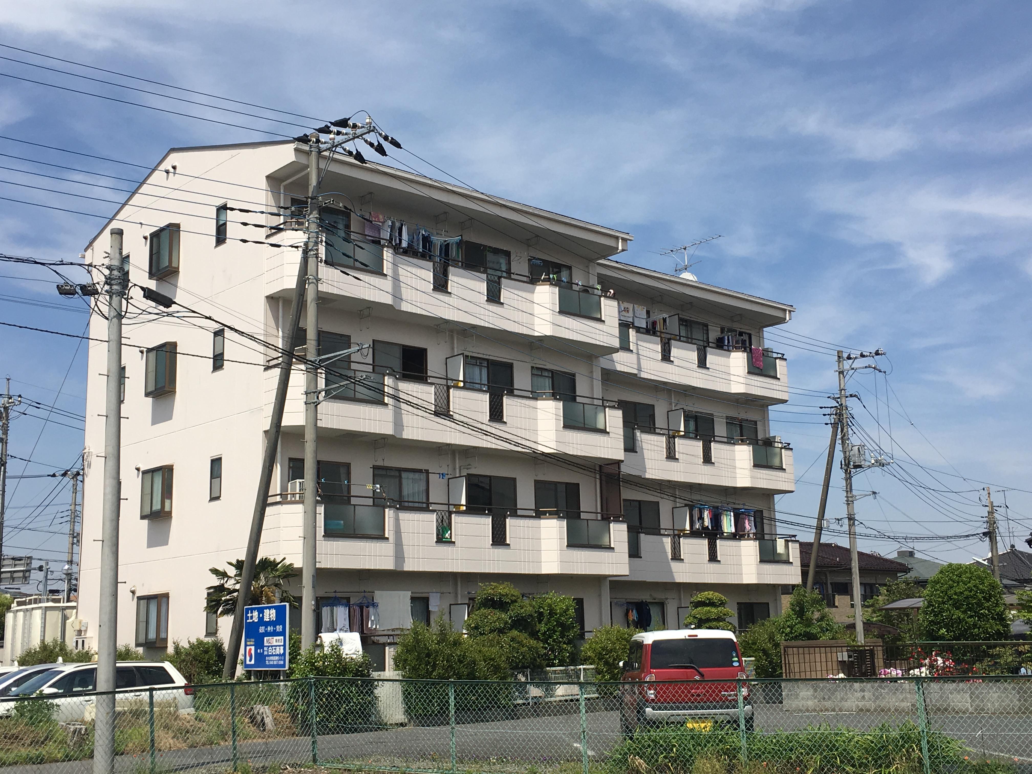 【物件管理】お客様の声③(一棟マンション・埼玉県さいたま市)の物件写真