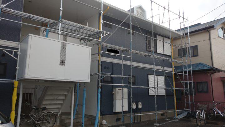 外壁塗装のひと工夫