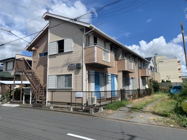 物件再生中(神奈川県厚木市)