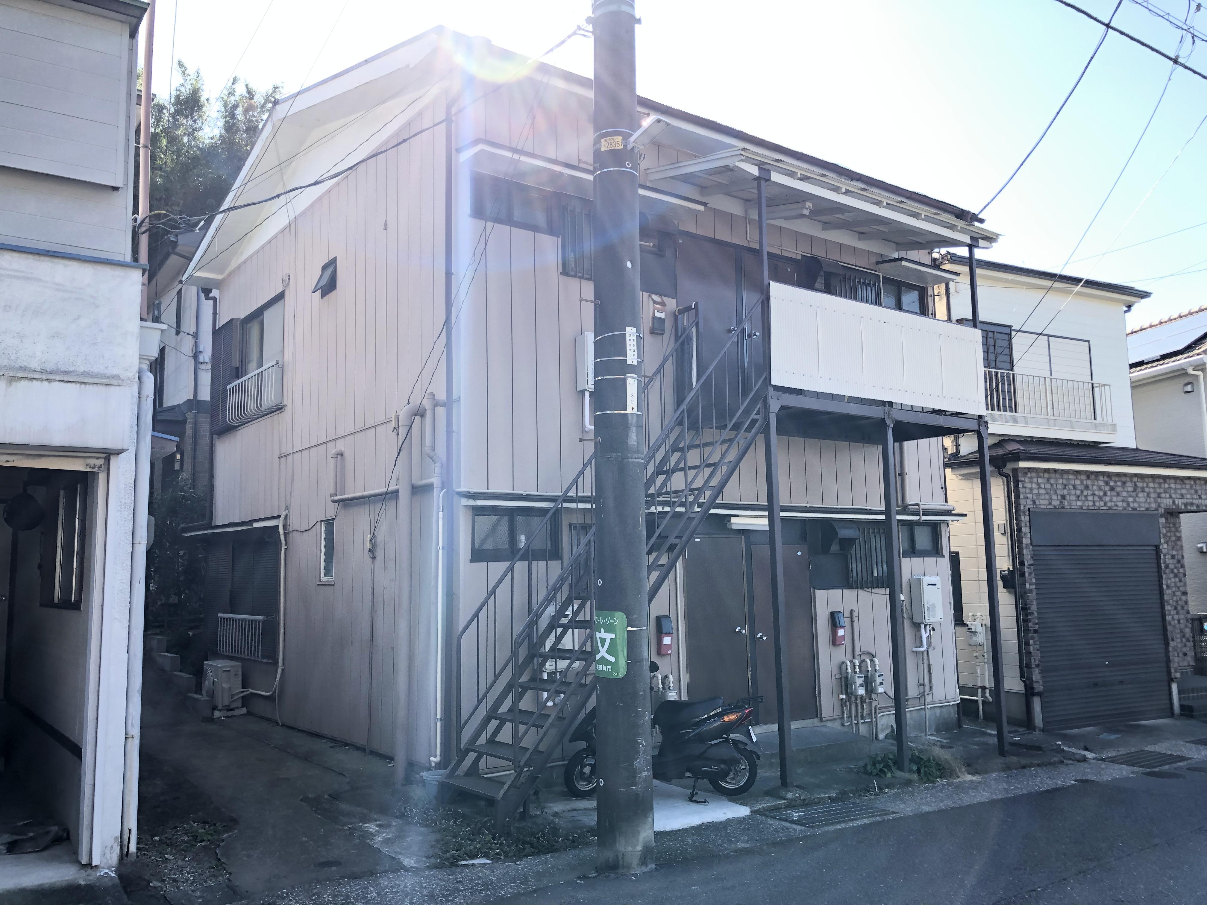 【物件管理】お客様の声⑨(一棟アパート・神奈川県横須賀市)の物件写真