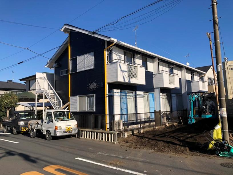 【物件購入】お客様の声No.12(神奈川県厚木市・一棟アパート)の物件写真