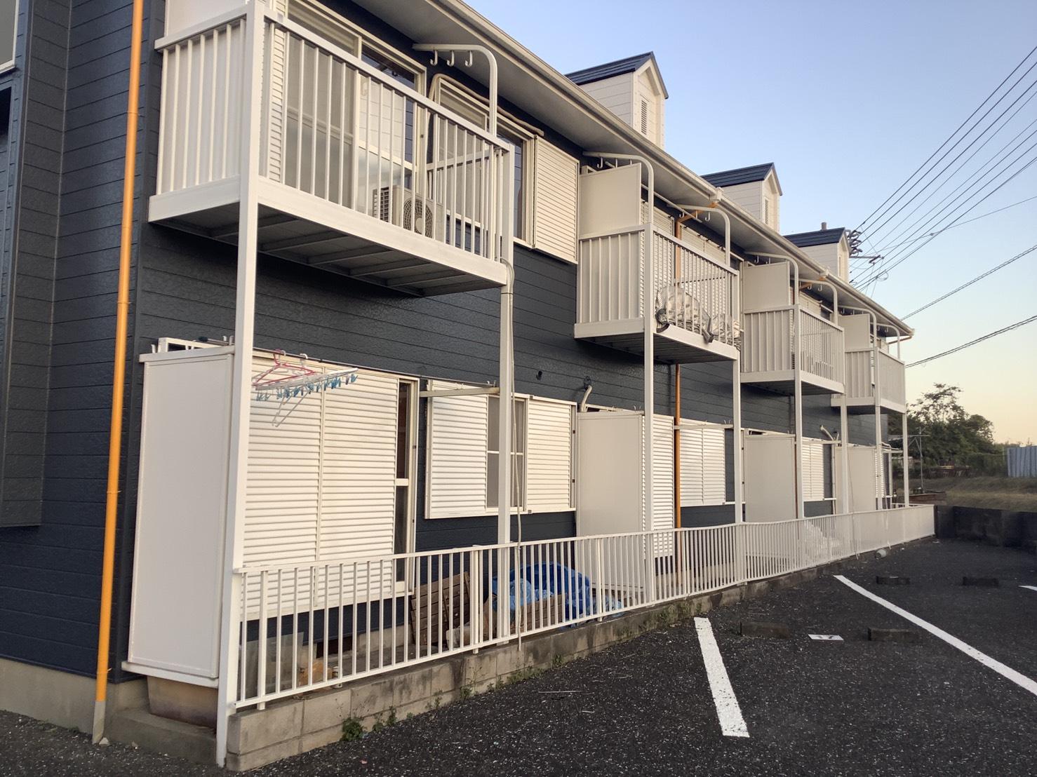 【物件購入】お客様の声No.14(東京都昭島市・一棟アパート)の物件写真